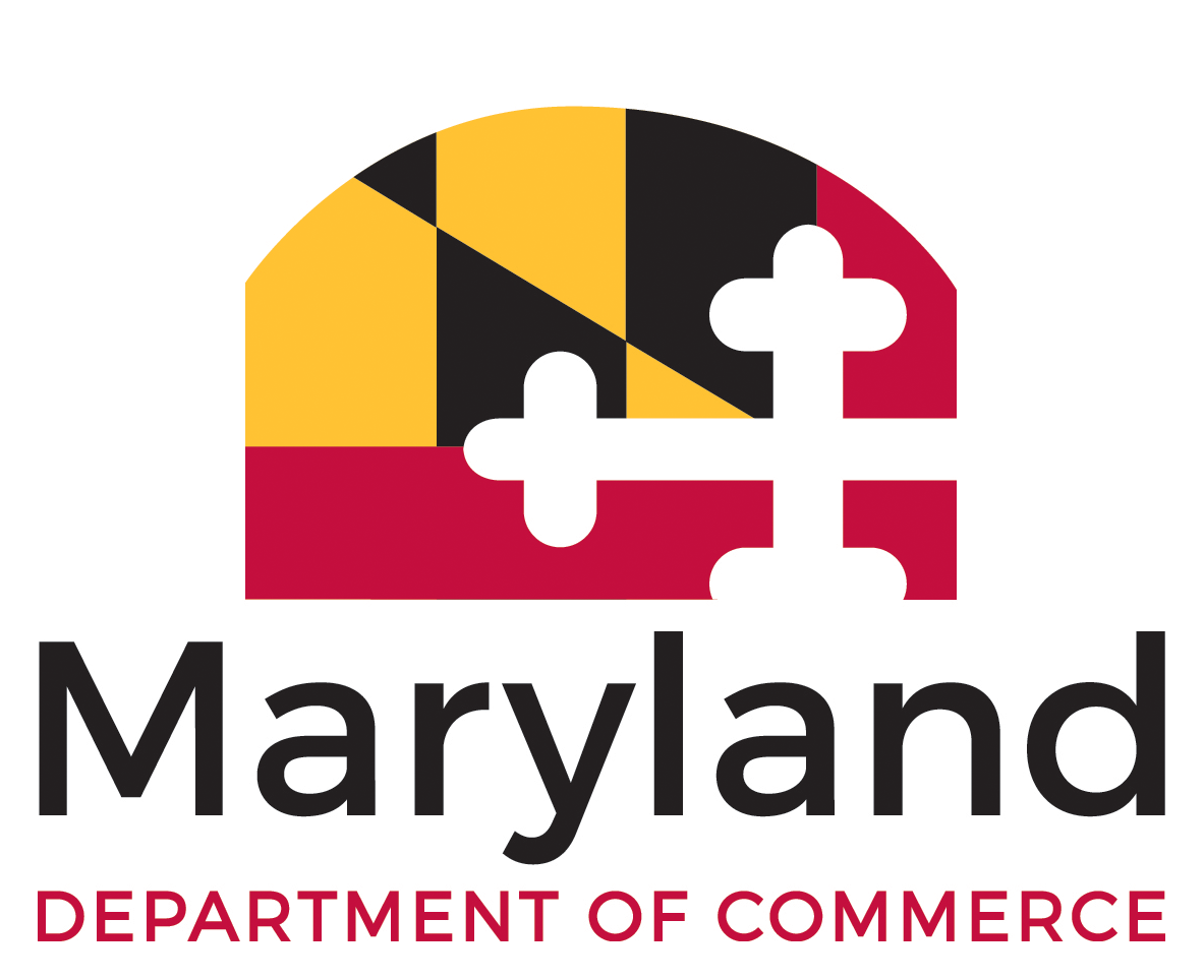 State of Maryland Department of Commerce logo